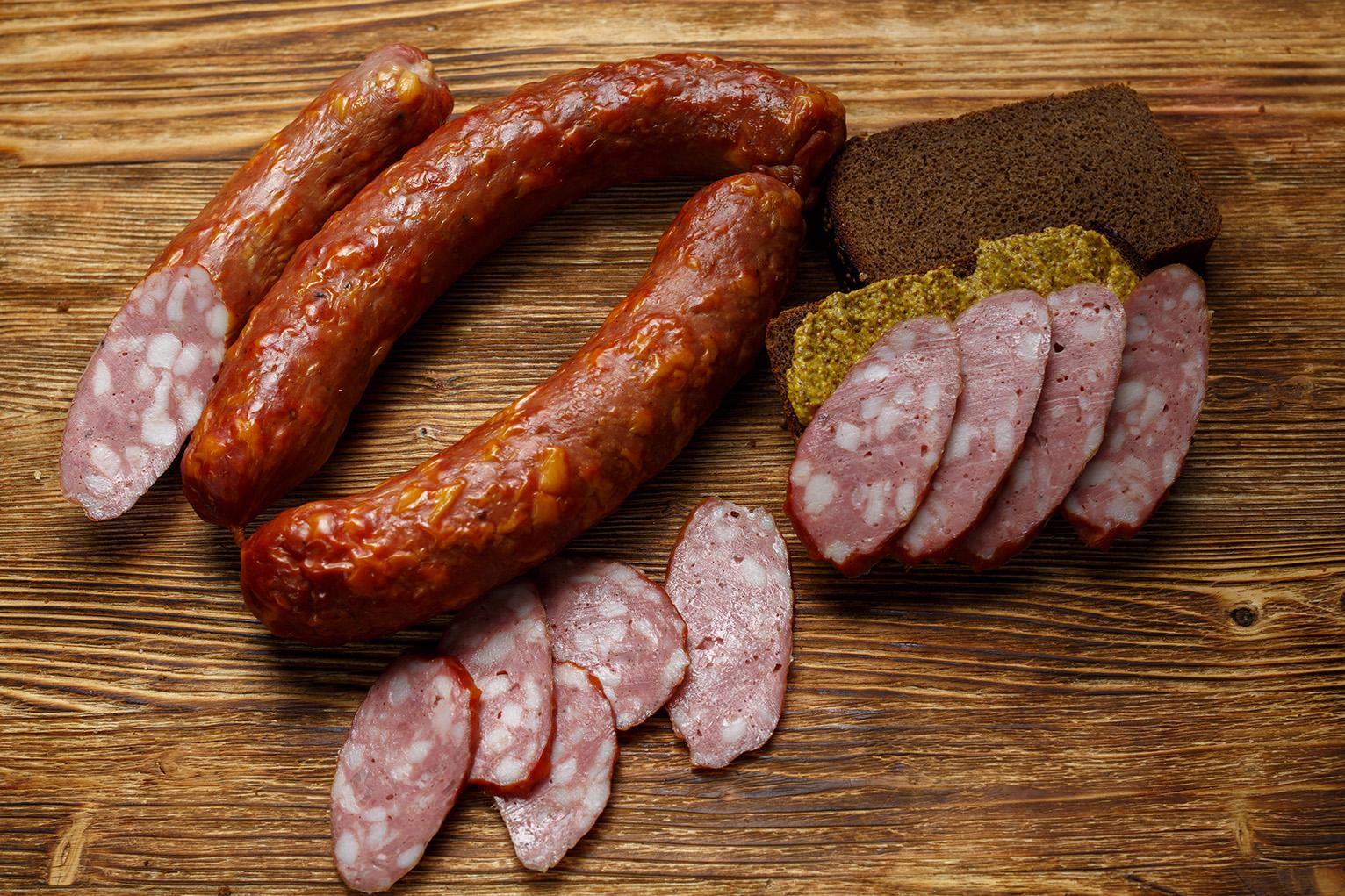 Рецепт домашней сырокопченой колбасы - Рецепты - Wday 59